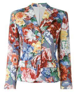 Kenzo | Пиджак С Цветочным Принтом