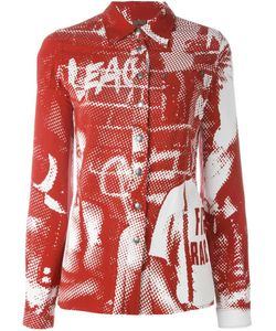 JEAN PAUL GAULTIER VINTAGE | Рубашка С Принтом