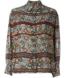 JEAN PAUL GAULTIER VINTAGE | Рубашка С Принтом Circle