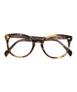 CUTLER & GROSS   Tortoiseshell Glasses Acetate