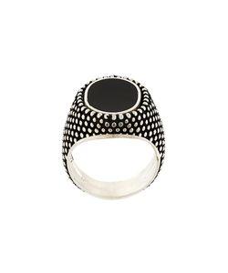 Andrea D'amico   Round Embossed Ring Medium