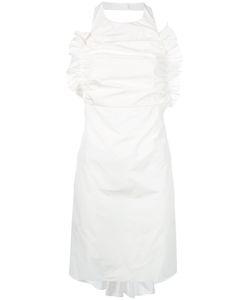 ANNA K | Cross-Back Halter Dress