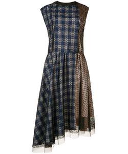 Les Animaux   Платье С Асимметричным Подолом
