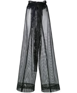 DEMOO PARKCHOONMOO | Mesh Fla Trousers 36 Polyester