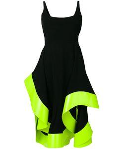 ESTEBAN CORTAZAR | Платье Миди С Открытой Спиной