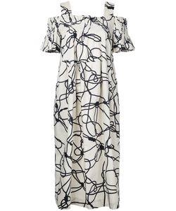Dries Van Noten | Du Bois Cold Shoulder Dress