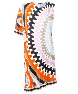 Emilio Pucci | Printed Shift Dress Size 40