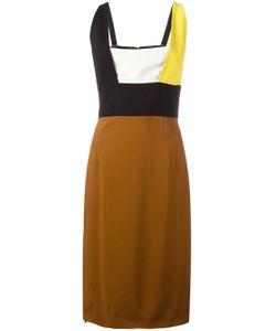 Fausto Puglisi   Colour Block Dress