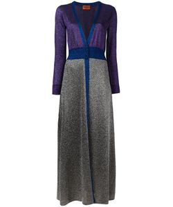 Missoni | Long Cardi-Coat 42 Viscose/Cupro/Polyester