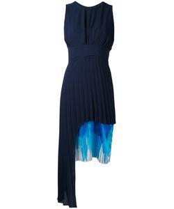 Chalayan   Платье Контрастной Вставкой