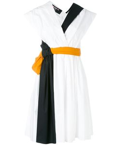 Paule Ka | Belted Wrap Dress Size 40