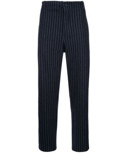 Forme D'Expression | Pinstripe Trousers Men M