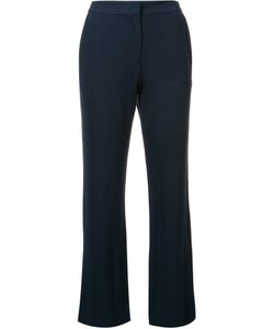 Jenni Kayne | High-Rise Cropped Trousers 0 Viscose/Spandex/Elastane