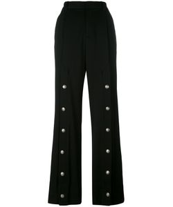 Y / PROJECT | Studded Detail Tailored Trousers