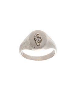 HENSON | Lion Crest Signet Ring Unisex