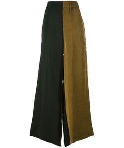 UMA WANG   Taonga Palozzo Trousers Size Large