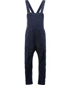 SONG FOR THE MUTE | Loose Fit Dungarees Size 48