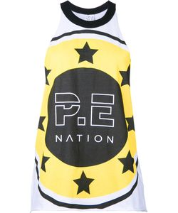 P.E Nation | Mad Dog Tank Top Size 8