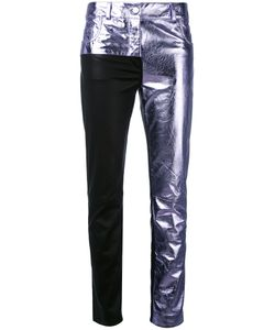 Haider Ackermann | Patchwork Skinny Trousers
