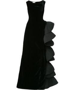 Alberta Ferretti | Платье С Крупными Оборками