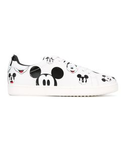 MOA MASTER OF ARTS | Mickey Mouse Printed Low Top Sneakers