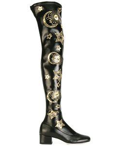 Chiara Ferragni | Sequins Stars Boots 38