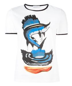 J.W. Anderson   J.W.Anderson Fish Print T-Shirt Size Xs
