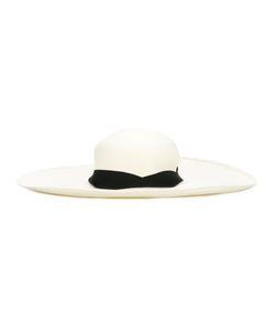 Sensi Studio | Lady Ibiza Wide Brim Straw Hat Medium