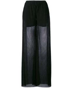 Emporio Armani | Wide Leg Trousers