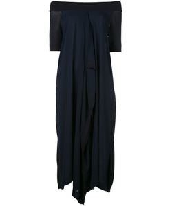 Antonio Marras | Boat Neck Dress Medium Cotton/Viscose/Polyester