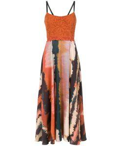 MARTHA MEDEIROS | Printed Midi Dress