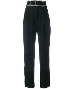Emporio Armani | High Waisted Trousers