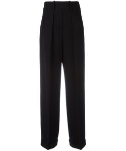 Neil Barrett | Fla Tailo Trousers 44 Polyester/Cupro/Triacetate