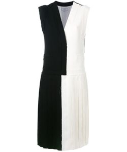 Thom Browne | Pleated Colour Block Dress Size 38
