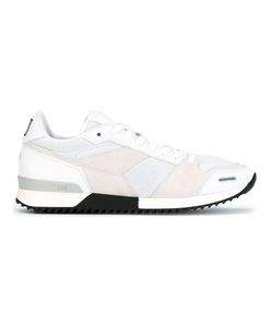 Ami Alexandre Mattiussi | Running Sneakers 42 Cotton/Leather/Rubber