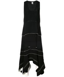 Derek Lam | Многослойное Платье С Контрастной Отделкой