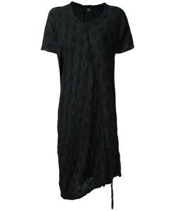 Lost & Found Ria Dunn | Draped T-Shirt Dress