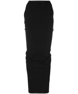 Rick Owens | Длинная Юбка Soft Pillar