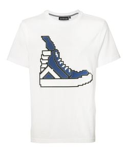 Mostly Heard Rarely Seen | Sneaker T-Shirt Large Cotton