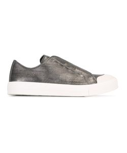Alexander McQueen | Lace-Up Sneakers 42 Leather/Rubber