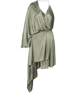 Alexandre Vauthier | Asymmetric Ruffled Dress