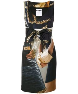 Moschino | Платье Trompe Loeil Fantasy
