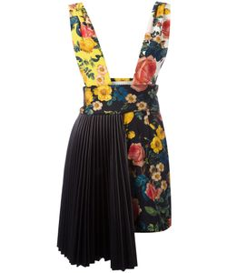 Fausto Puglisi | Pleated Side Dress Size