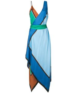 Diane Von Furstenberg | V-Neck Asymmetric Dress Size Xs