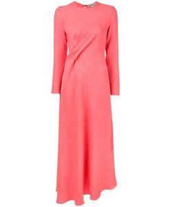 Edeline Lee | Twist Front Dress Size 8