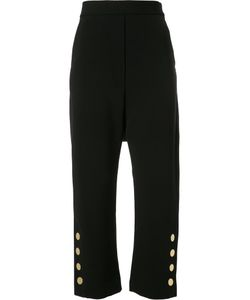Ellery | Cropped Trousers 2 Polyester/Polyurethane/Cotton
