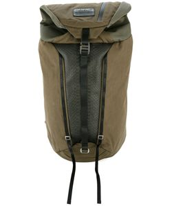 Diesel | Large Backpack Cotton/Nylon/Leather
