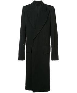 Ann Demeulemeester | Объемное Пальто