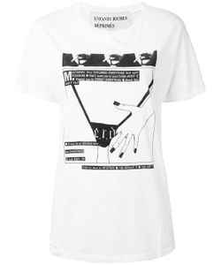 ENFANTS RICHES DEPRIMES | Printed T-Shirt