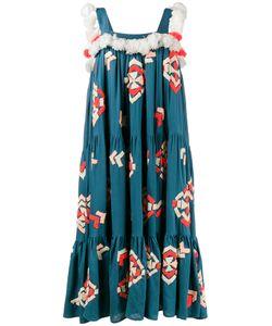 Mochi | Многоярусное Платье Tassa